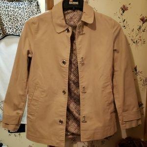 Xs Tan George jacket
